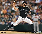 Chad Bettis Signed Autographed 8x10 Photo