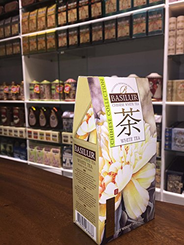 Basilur Chinese Collection White Tea 100g