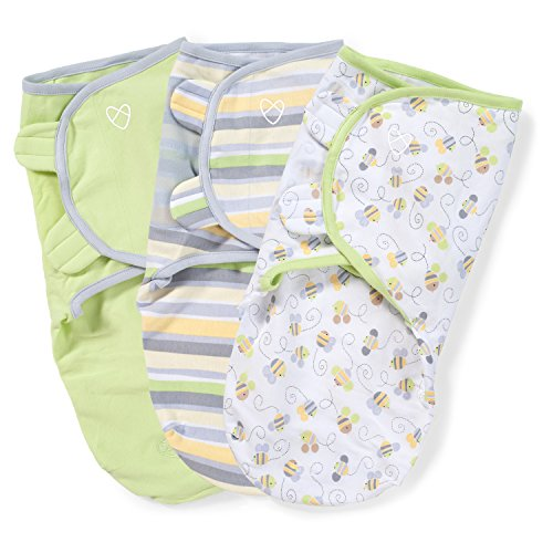 SwaddleMe Original Swaddle 3 PK Busy product image