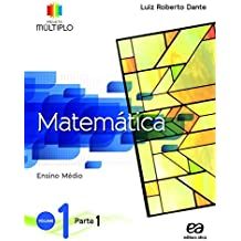 Matemática - Volume 1. Coleção Projeto Múltiplo
