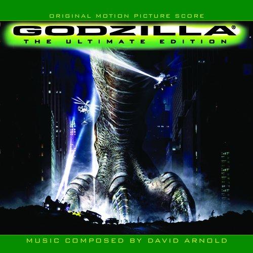 David Arnold - Godzilla The Ultimate Edition - Zortam Music