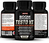 Testosterone Booster for Men | #1 Proven Testosterone Supplement | 100% MONEY BACK GUARANTEE | 90 Capsules | 90 Testosterone Tablets | 3 Month Supply | Manufactured In The UK! (Bottle Design May Vary)