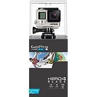 GoPro HD Hero4 Black Edition - International Version (No Warranty)