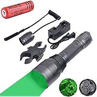 WindFire S10 300 Yards 650 Lumen 3pcs Green LED Hunting...