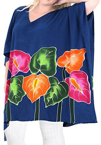 La Leela modéliste femmes chaise longue, plus Beachwear bikini sundress taille couvrir
