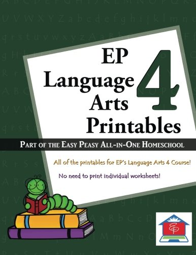 EP Language Arts 4 Printables