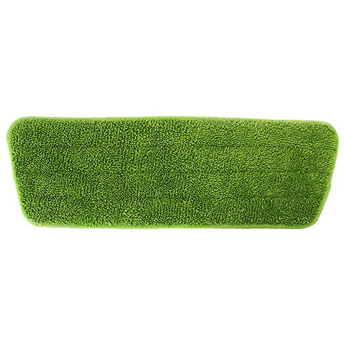 Microfiber Mop Pads Reveal Mop Cleaning Pads Replacement For Wet Or Dry Floor Cleaning (Green) -  RTWAY, 1086004BI9O