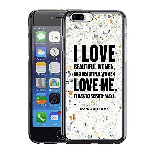Print Motif Coque de protection Case Cover // Q04040535 Donald Trump pavement // Apple iPhone 7 PLUS