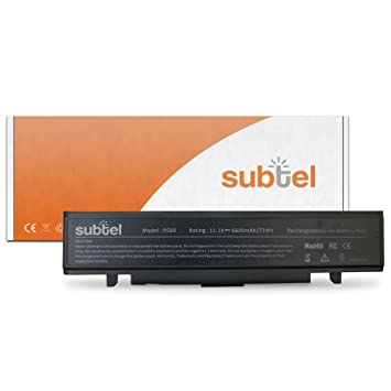 Batería para Samsung 300V3A / NP300V3A / 305V5A / NP305V5A / 300E5A / NP300E5A / 300E5C (6600mAh) AA-PB9NC6B: Amazon.es: Electrónica