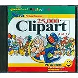25,000 Clipart Vol 3