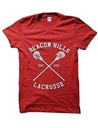 Beacon Hills Lacrosse Teen Wolf T-shirt