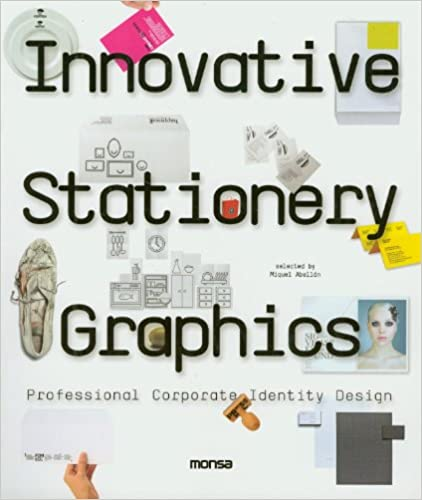 Book Innovative Stationery Graphics: Professional Corporate Identity Design