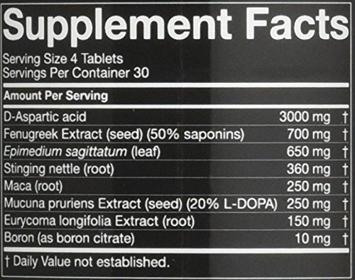 Nugenix Ultimate Testosterone 120 Ct by Nugenix (Image #1)