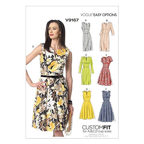 Princess Seam Dress Pattern - 4
