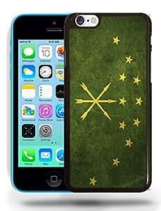 diy phone caseAdygea National Vintage Flag Phone Case Cover Designs for iphone 6 plus 5.5 inchdiy phone case
