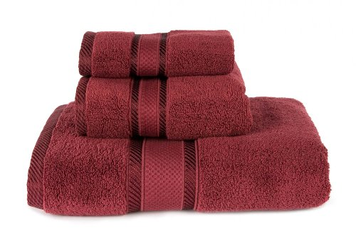 UPC 011631712453, Zero Twist Oversized Bath Towel 30x52 Merlot - Super Luxury Hotel Collection - 600 gram Pure 100% Combed Cotton - Softer than a Cloud Supremely Soft & Indulgent - Caress your skin - found in Top Spas & Resorts - Save 60%