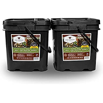 Amazon.com: Wise Emergency Survival Food - Freeze Dried