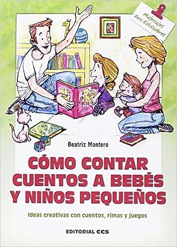 Book Cómo contar cuentos a bebés y niños pequeños