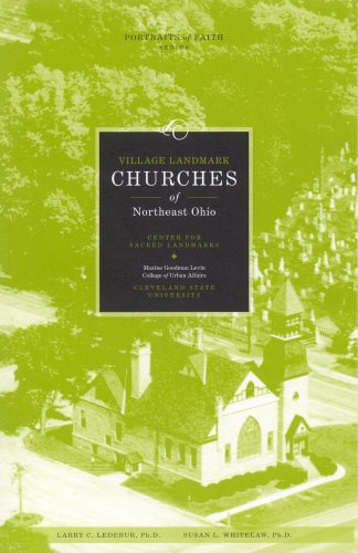 Download Village Landmark Churches Of Northeast Ohio (Sacred Landmarks) pdf epub
