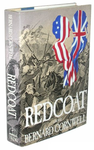 book cover of Redcoat