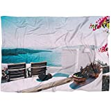 Westlake Art - Interior Hotel - Fleece Blanket - Picture Photography Soft Fuzzy Home Bedroom Living Room Decor Throw Lightweight Cozy Plush Microfiber Bed Couch - 60x80 Inch (EA523)