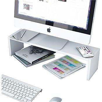 Amazon Com Solid Wood Multi Purpose Flat Panel Monitor