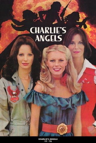 Charlie's Angels Poster: Cheryl Ladd, Jaclyn Smith, Kate Jackson