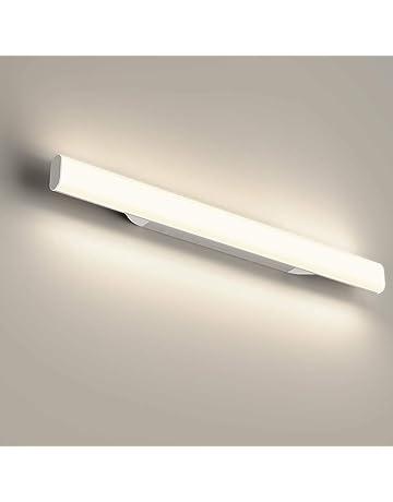 Luces Para Espejos De Bano.Amazon Es Iluminacion Para El Bano Apliques Lamparas Accesorios