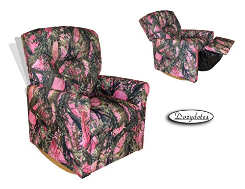 Dozydotes Contemporary Rocker Recliner –