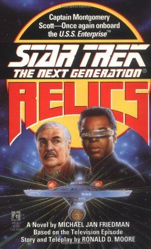 Relics (Star Trek: The Next Generation) ebook