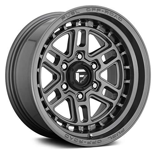 - Fuel D668 Nitro 6 17x9 6x5.5