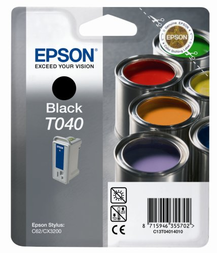 Ink Black C62 CX3200