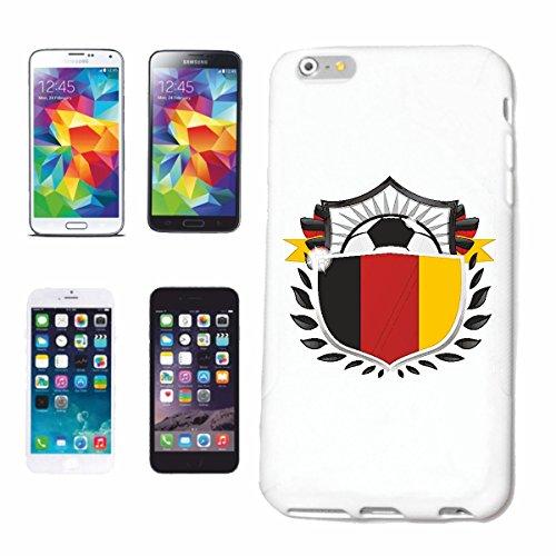 """cas de téléphone iPhone 7+ Plus """"FOOTBALL FOOTBALL Allemagne 2018 Coupe du Monde ALLEMAGNE CHAMPION DU MONDE RUSSIE RUSSIE demi-finale QUARTS DE FINALE"""" Hard Case Cover Téléphone Covers Smart Cover po"""