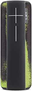 Ultimate Ears MEGABOOM (2015) Portable Waterproof & Shockproof Bluetooth Speaker -NeonForest (Neon Forest)