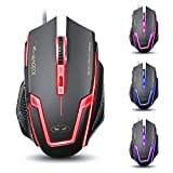 Magece G1 Gaming Mouse 6 Buttons Professional LED