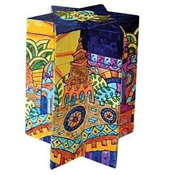 Jerusalem Tzedakah Box - 7