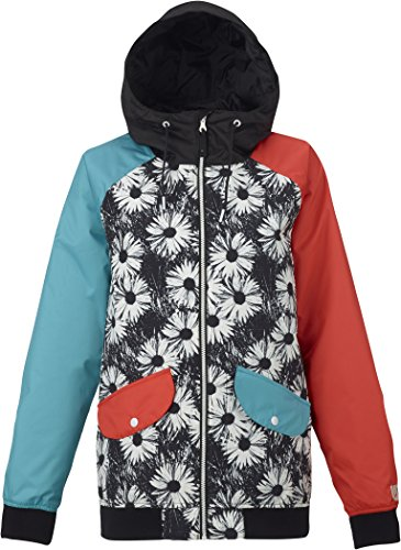 Burton Twc Whatever Bomber Snowboard Jacket Womens Sz M