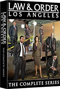 Law & Order: Los Angeles - Complete Series [Reino Unido] [DVD]