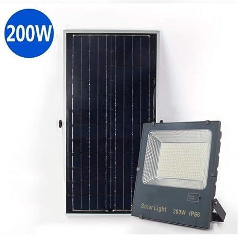 GLP Focos de exterior Proyectores solares, luces LED Luces de ...
