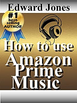 How use Amazon Prime Music ebook product image