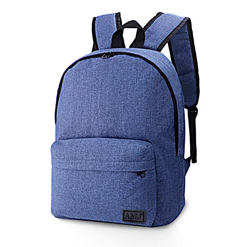 School Backpacks Shoulder Bag Casual Classic Daypack for Weekend Travel Hiking Camping with Adjustable Padded Shoulder Straps