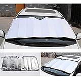 Sedeta Front Windshield Car Window Foldable Sun Visor Shade Shield Sunshade Cover Block sun shade shield sun shield suns