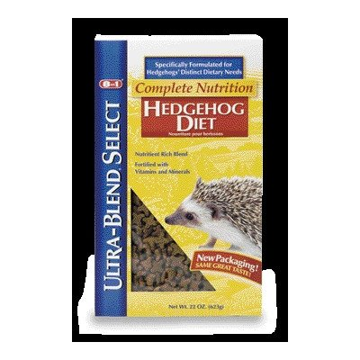 eCOTRITION Ultra Select Diet Hedgehog Food - 22 oz. [Set of 2] by eCOTRITION