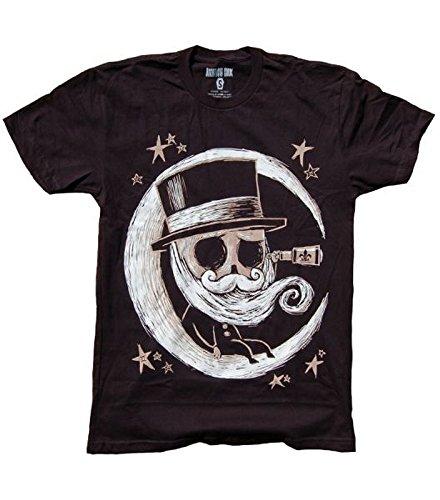 Gloom Black xl modelo Old Akumu para hombre Camiseta Ink s nwO0pfqzxY