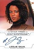"Star Trek Enterprise: Season 4 - Leslie Silva ""Danica Erickson"" Autograph Card"