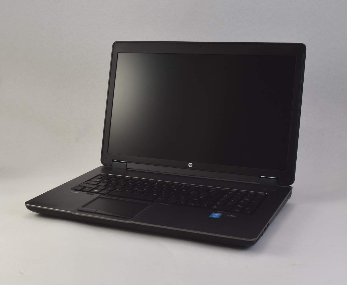 HP Mobile Workstation ZBOOK 15 G2 15.6in FHD Laptop, Intel Core i7-4810MQ 2.8GHz, 16GB RAM, 256GB Solid State Drive, DVDRW, Webcam, Windows 10 Pro 64Bit (Renewed)