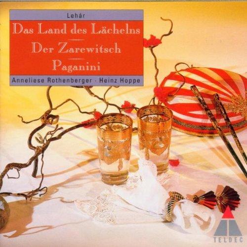 Lehár: Land Gorgeous Max 58% OFF de Lächelns highlights Zarewitsch Paganini