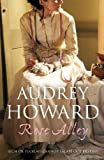 Front cover for the book Rose Alley by Audrey Howard