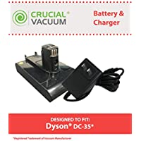 2 Piece Battery and Charger Set
