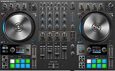 Native Instruments Traktor Kontrol S4 Mk3 DJ Controller from Native Instruments